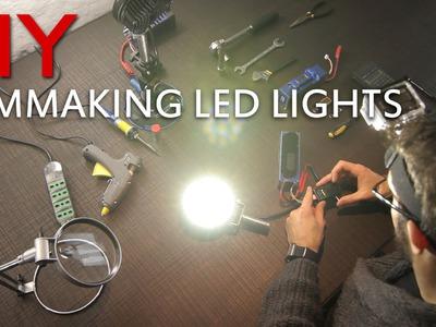DIY LED Lights Tutorial