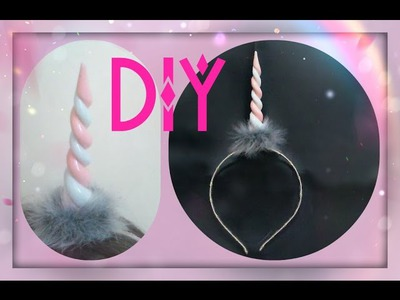 DIY Unicorn Headband Tutorial!Dana Tinker