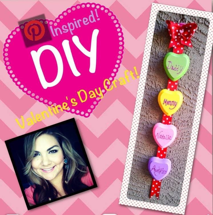 DIY Valentine's Day Craft! (Kendra)