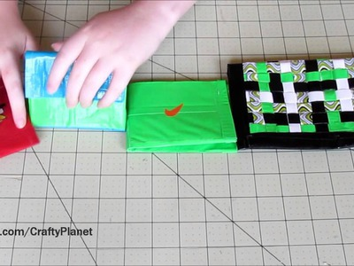 Duct Tape Wallet Giveaway !!! (Duct Tape Crafts, Duct Tape Tutorial, Duct Tape Contest)