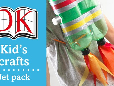 Fun Kids' Craft: How to Make a Jet Pack