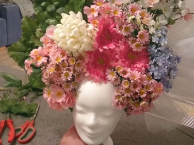 Headdress Tutorial - Kopfschmuck Tutorial DIY