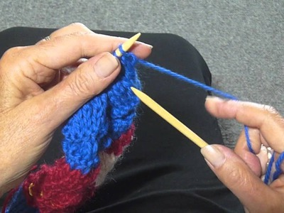 HOW TO AVOID AN EXTRA KNIT STITCH