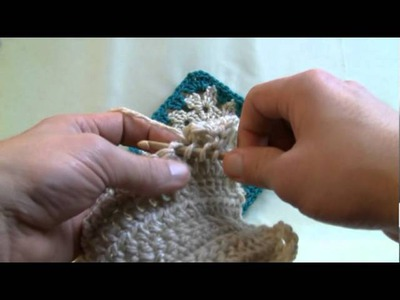 How to Crochet: Lesson 5 - Triple Crochet (tr or tc)