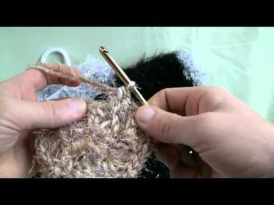 How To Crochet Toddler Sweater 1
