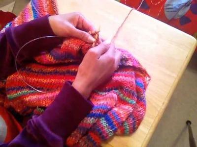 How To Decrease Knitting - SKP, SSK, K2tog, P2tog, K3tog