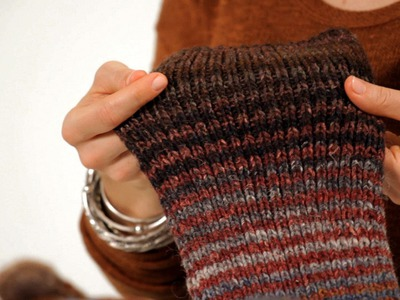 How to Do Ribbing | Knitting