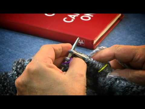 How To Knit A Hat Step 6 - Intermediate.Advanced