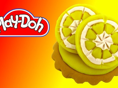 How to make Lemon Tart out of Play Doh