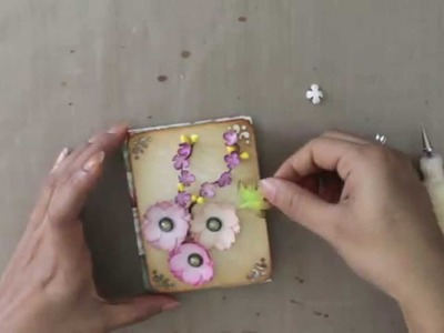 How to Make Paper Flowers with Punch Craft