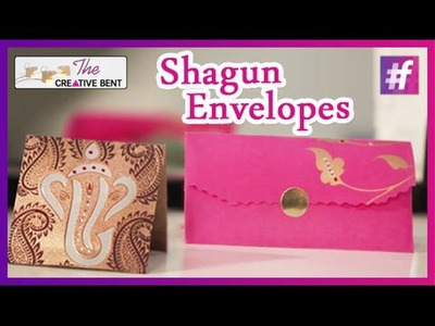 How to Make Shagun Envelope from Old Wedding Cards | DIY Tutorial