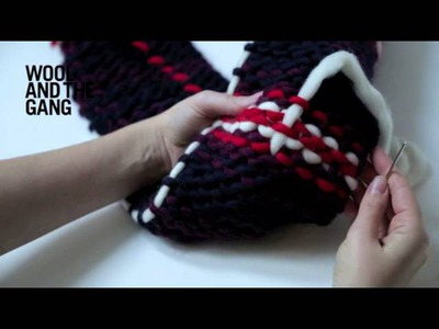 How To Make Tartan With Knitting
