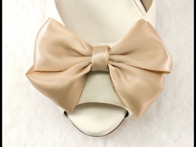 Make Bow,Tutorial, How to Make Bow #9