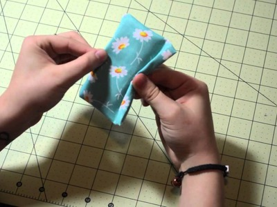 No Sew Fabric Hair Bow DIY Tutorial
