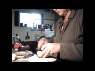 NW Craft - DIY Copper Tulip Sculpture
