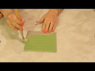 The Crafts for Tile Trivets : DIY Craft Tips