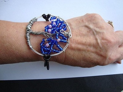 TREE OF LIFE BRACELET, how to diy
