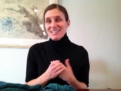 Ways to Wear Your Knit Shawl