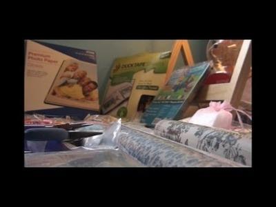 ALL of my Craft Supplies && Storage