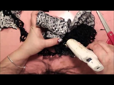 Art Dress Tutorial Black Beauty