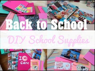 Back to School | DIY School Supplies !