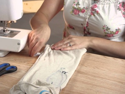Cool Ideas for Crafting With T-Shirts : Shirt Crafts