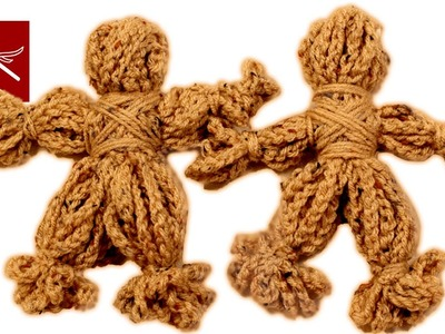 Crochet Yarn Doll Free Pattern - Crochet Geek Crafting