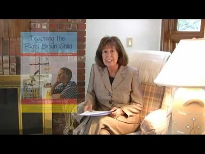 """Dianne Craft's """"Teaching the Right Brain Child"""" 