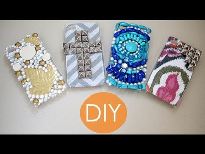 DIY- Cell phone cases!