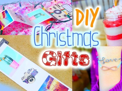 DIY Christmas Gifts for Friends, Mom, Teachers, Boyfriends. birthday gifts