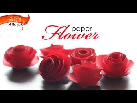 DIY : Paper Flower