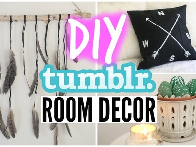 DIY Tumblr Room Decor For Cheap!