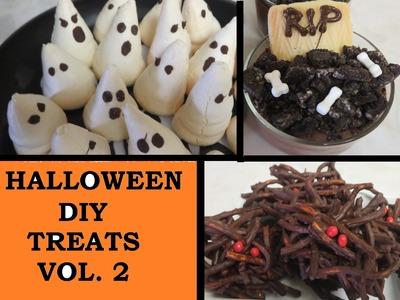 Halloween DIY: Treats (Vol. 2)