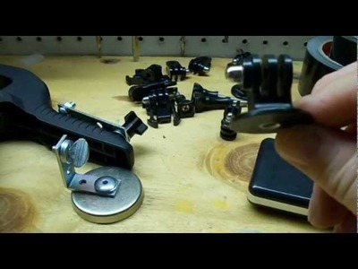 Help. Tutorial for the Gopro accessories - mods, DIY projects & more!