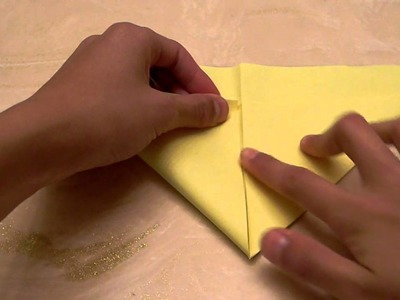 How 2 Make Mini Origami Boat's