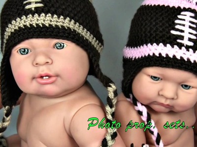 How to crochet hats for babies toddlers,kids and more.