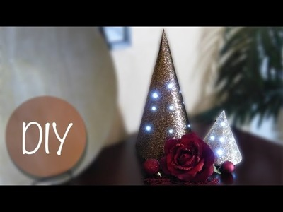 How to Make Christmas Tree Cones
