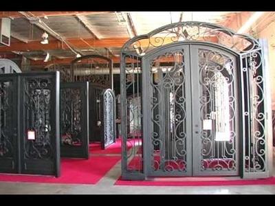 Hubbard Iron Doors Commercial