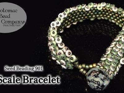 Make an O Scale Bracelet