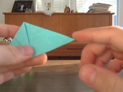 Origami Kusudama Ball Tutorial