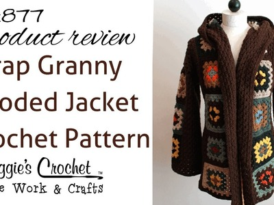 Scrap Granny Hooded Jacket Product Review PA877