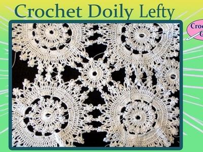 Crochet Geek Doily Lace