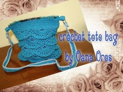 Crochet, Easy Crochet Starbella Arctic Ruffled Scarf Right Handed ...