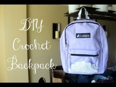 DIY Crochet Backpack
