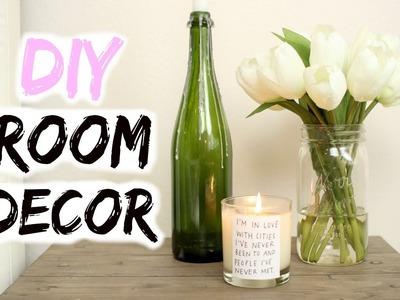 DIY Room Decor! Free People Inspired!