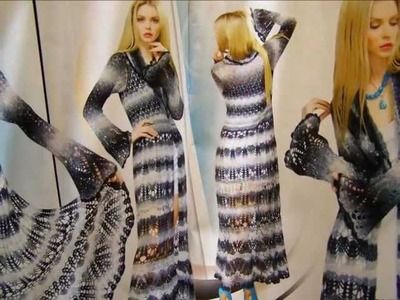 Duplet 129 Crochet patterns magazine
