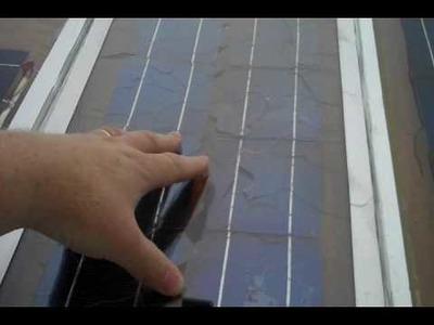 Failed Solar Panel Projects - What not to do! SimpleDiySolar.com