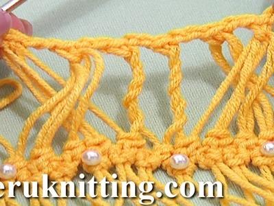 Hairpin Crochet Braid Tutorial 29 Design Hairpin Braid With Additional Crochet