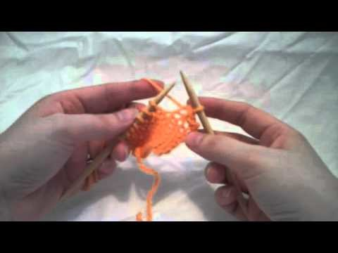 How to: Bind off (continental style)