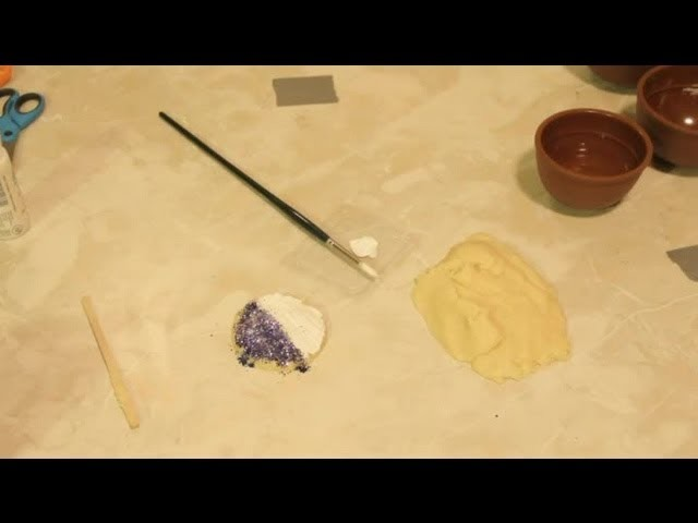 How to Decorate Salt Dough With Kids : Easy Crafts